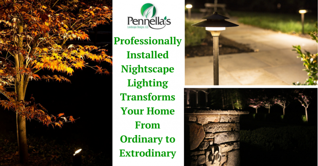 Custom-Outdoor-Nightscape-Lighting-Installed-Passaic-County-New-Jersey